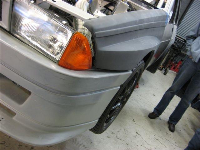 Composite Body Panels For Milano In US Page Alfa Romeo - Alfa romeo body panels