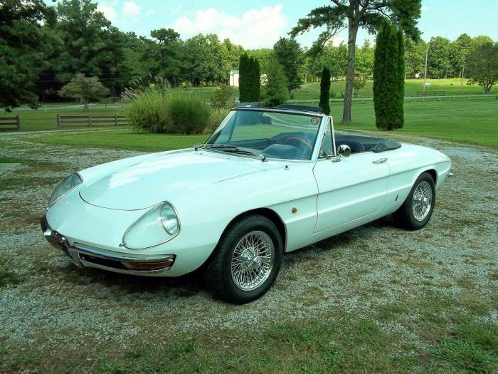 For Sale 1966 Alfa Romeo Duetto - Alfa Romeo Bulletin Board & Forums