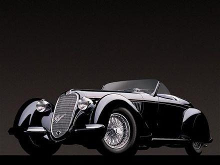 Alfa Romeo on Top 10 Car Designs Of All Time   Alfa Romeo Bulletin Board   Forums
