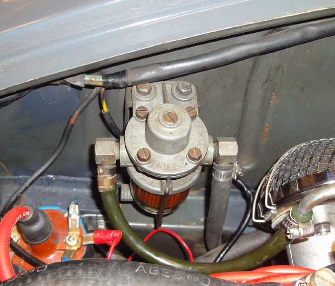 [SCHEMATICS_4FR]  Wanted - Fuel Filter Regulator and Weber Manifold | Alfa Romeo Forums | Alfa Romeo Fuel Filter |  | Alfa Romeo Forums