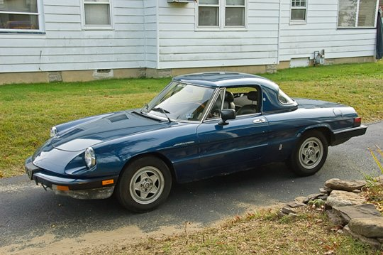 Show Us A Picture Of Your Spiders Hardtop Page Alfa Romeo - Alfa romeo spider hardtop for sale
