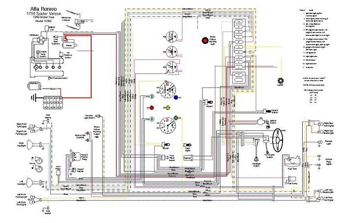 diagram alfa romeo giulietta wiring  alfabb forums alfa romeo bulletin  board forums autos post