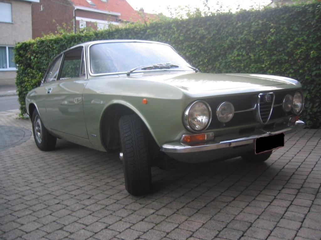 FS: 1974 GT Jr. 1600 - Alfa
