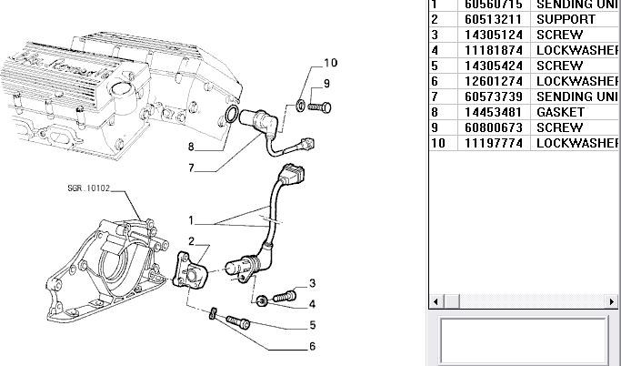 Diagrams#405300: Lanos Engine Diagram Camshaft Position