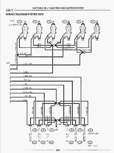 porsche 944 dme pin diagram
