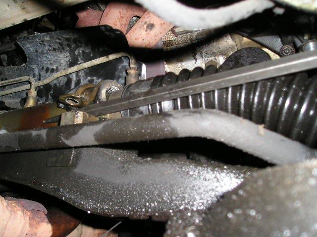 service manual  1995 alfa romeo 164 power steering hose