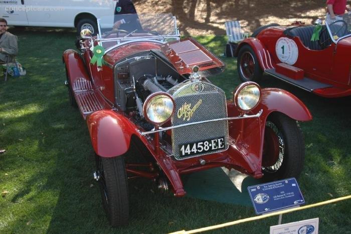 2007 Maserati Gs Zagato. Alfa Romeo Spider Zagato.