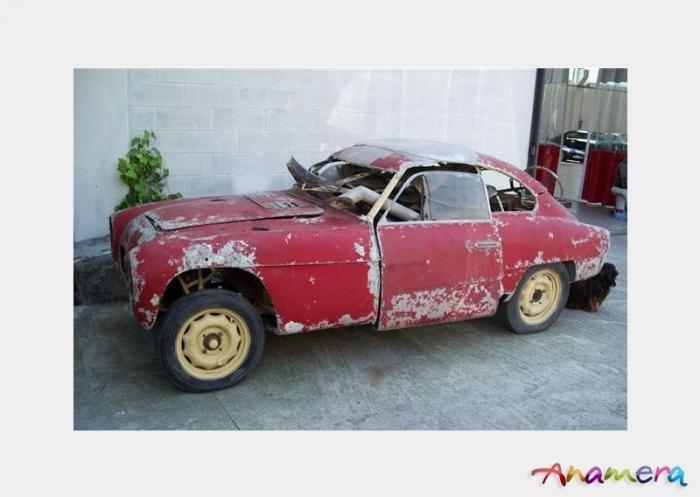 1949 Fiat 1100 E. Gallery | Fiat 1100 B