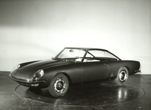 Pininfarina Alfa Spider Coupe?