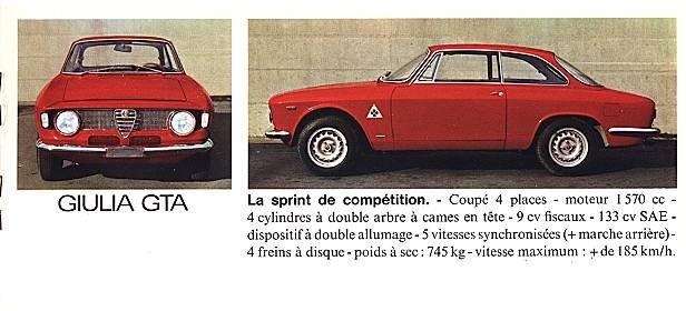 Alfa Romeo 105 series Disegno Di Bertone Badge