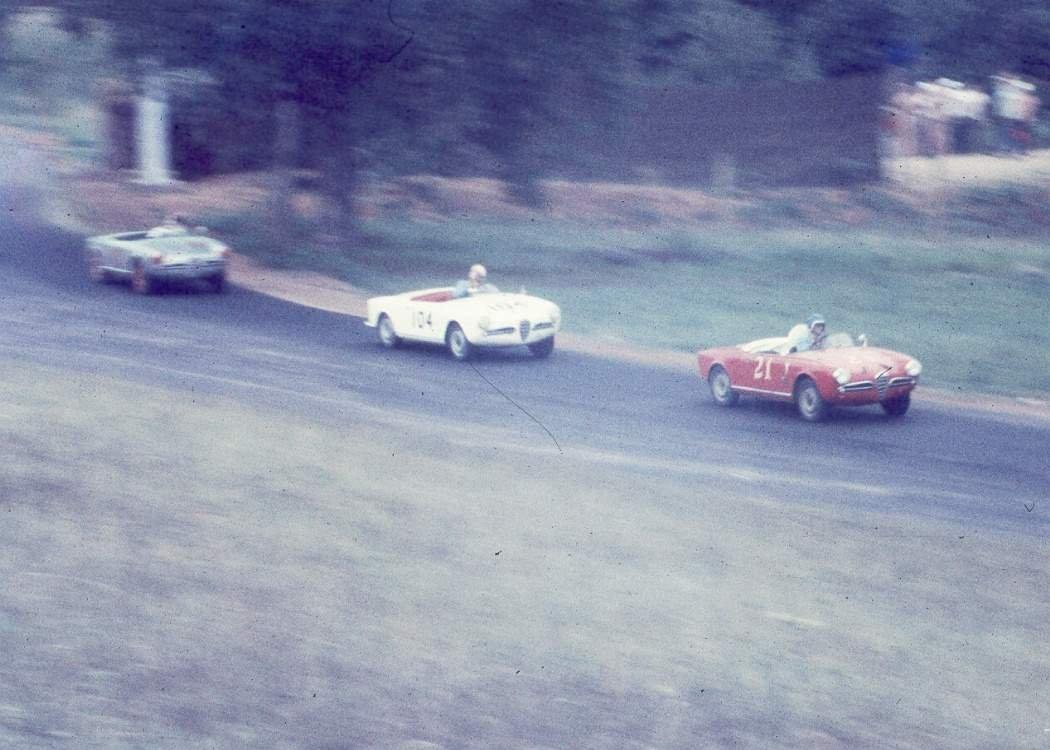 1957 Riverside - Alfa Romeo