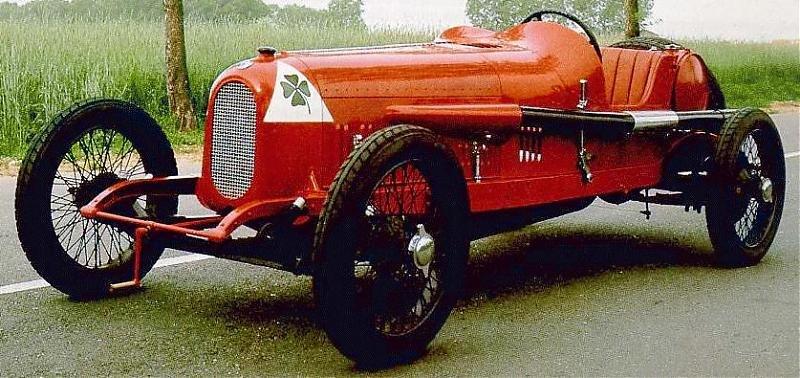 1923 Alfa Romeo Rl Targa Florio Help Alfa Romeo Bulletin Board