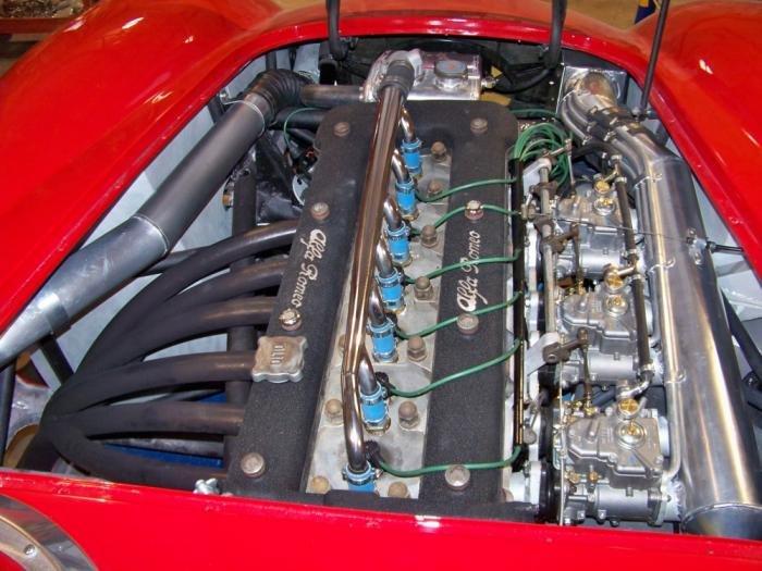 Effeffe Berlinetta 2000 Alfa Romeo Attachment