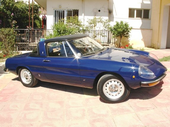Hardtop Targa Alfa Romeo Bulletin Board Forums - Alfa romeo spider hardtop for sale