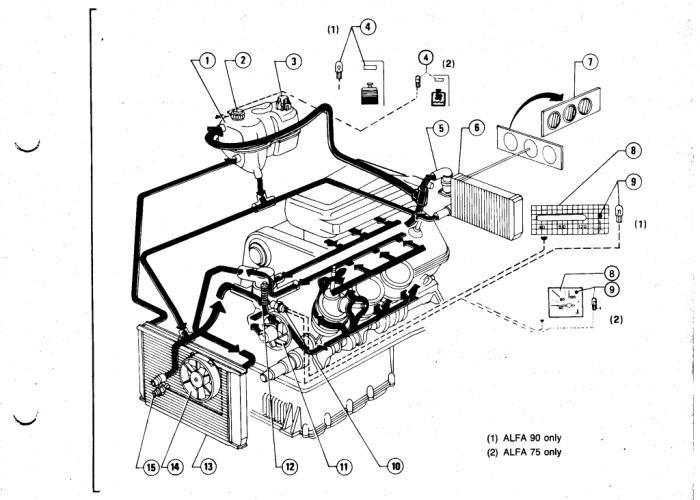 Daewoo Engine Cooling Diagram Electrical Circuit Electrical Wiring