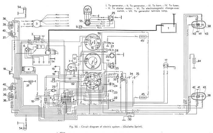 wiring diagrams 1984 alfa romeo