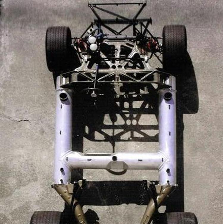 Tipo 33 Stradale Replica Build