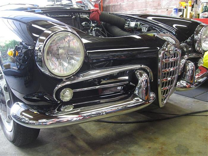 1960 Giulietta Spider Veloce
