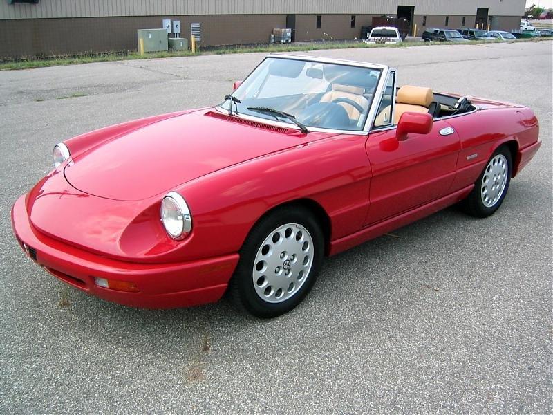 FS Alfa Romeo Spider Veloce Alfa Romeo Bulletin Board Forums - 1991 alfa romeo spider veloce for sale