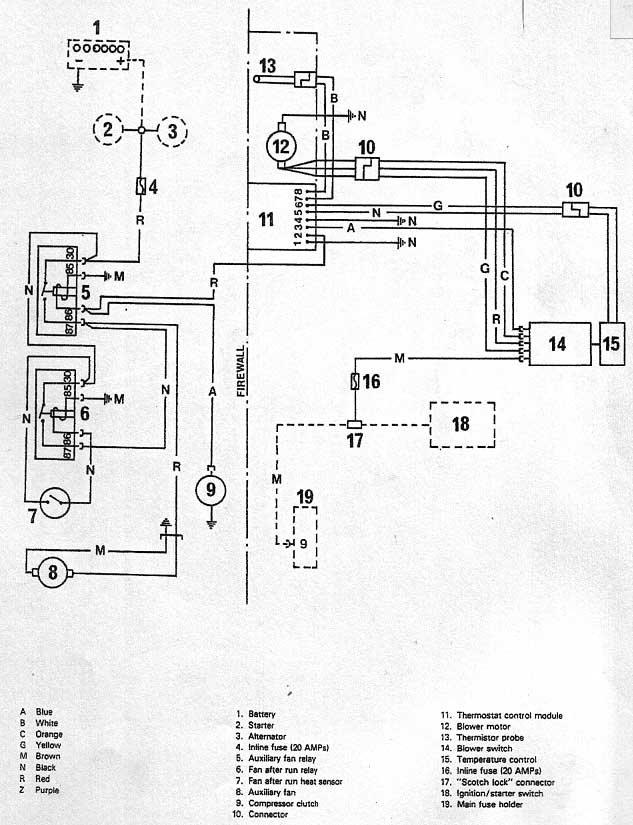Alfa Romeo Ac Wiring Diagram
