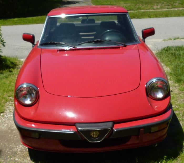 For Sale 1987 Spider V6 Conversion Project $5000