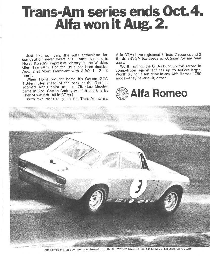 3 - Alfa Romeo Bulletin