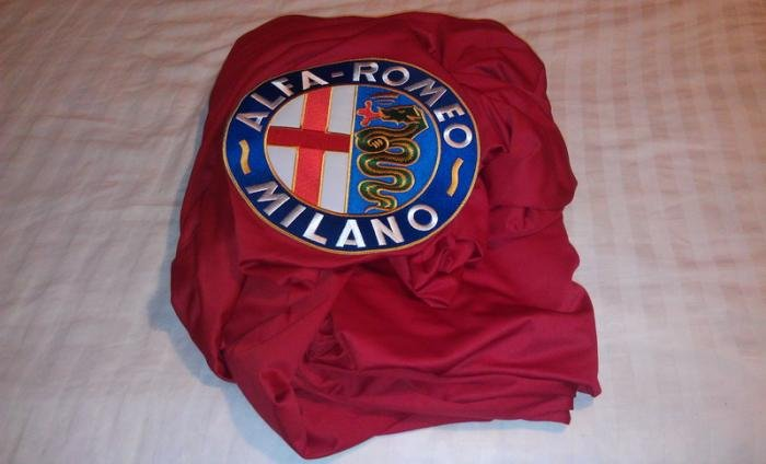 Best Indoor Car Cover On The Market For A Spider Alfa Romeo - Alfa romeo car cover