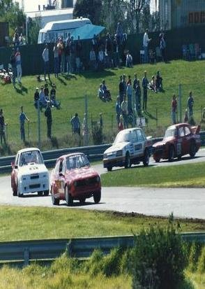 Name:  Alfa GT Sports Sedan Cameron McLean 1989 Sandown 500 Support Turn One.jpg