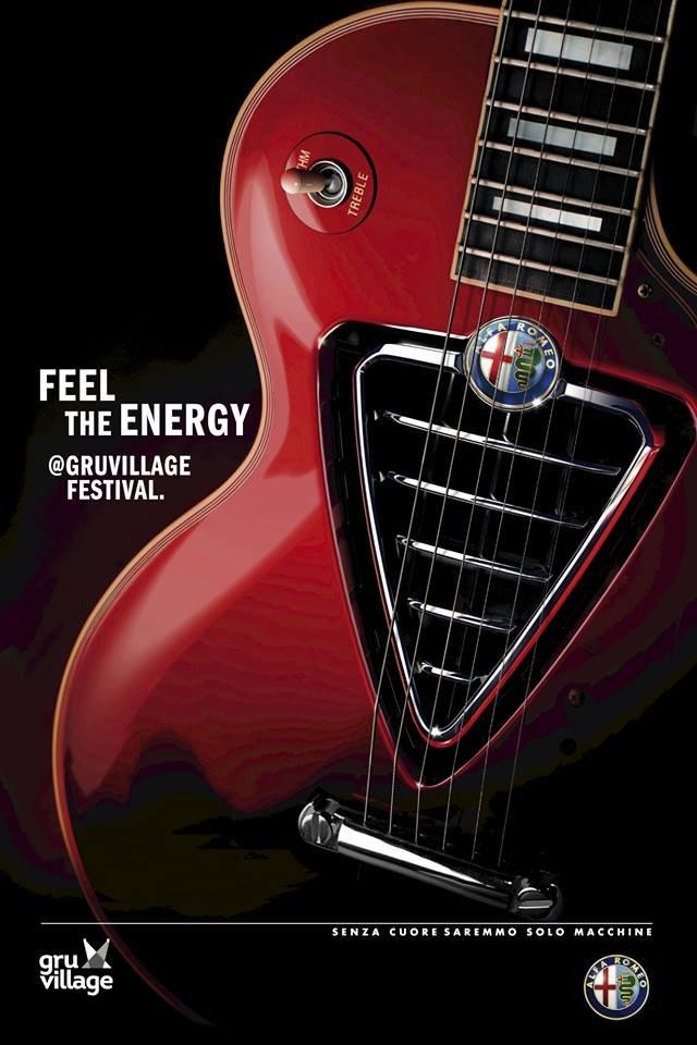 Alfa Guitar Poster Alfa Romeo Bulletin Board Forums - Alfa romeo posters