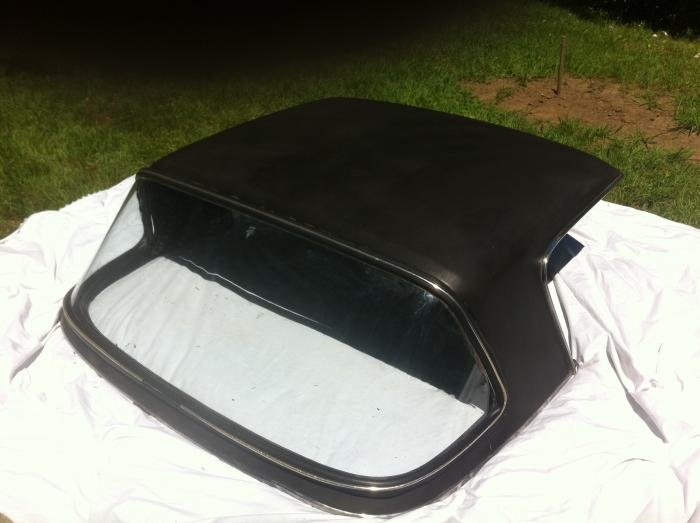 Series Factory Hardtop Alfa Romeo Bulletin Board Forums - Alfa romeo spider hardtop for sale