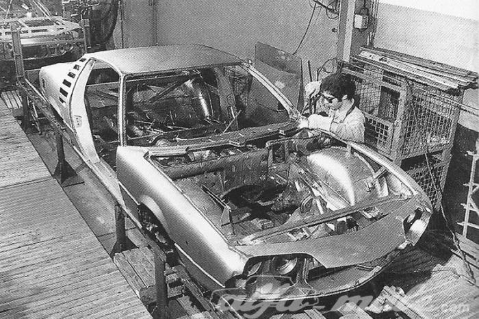 Old Montreal Factory Pics Alfa Romeo Bulletin Board Forums