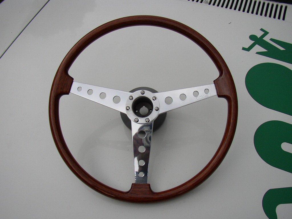 The GTA steering wheel is