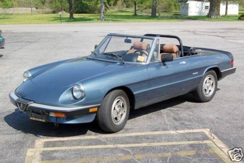 For Sale 1990 Alfa Spider Veloce Convertible Alfa Romeo Forums