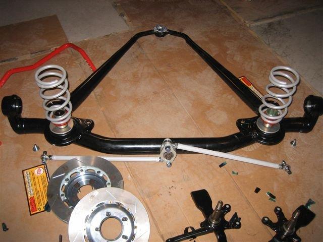 D Gtv Restoration Project Alfa Rear Suspension