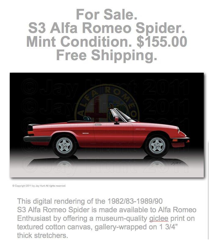 Alfa Romeo Bulletin Board & Forums