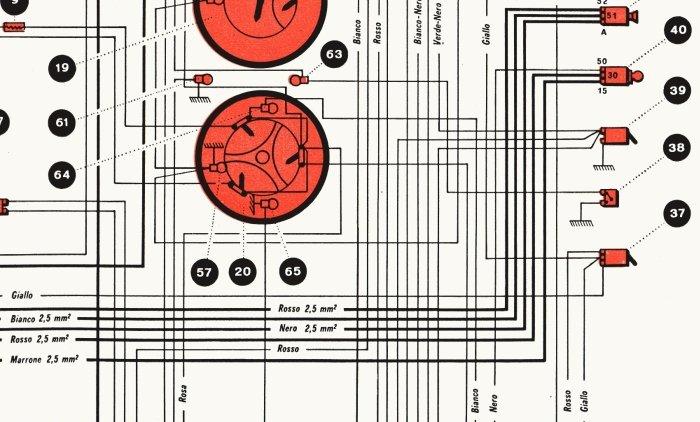 Alfa Romeo Spider Ignition Switch Wiring on Alfa Romeo Wiring Diagrams