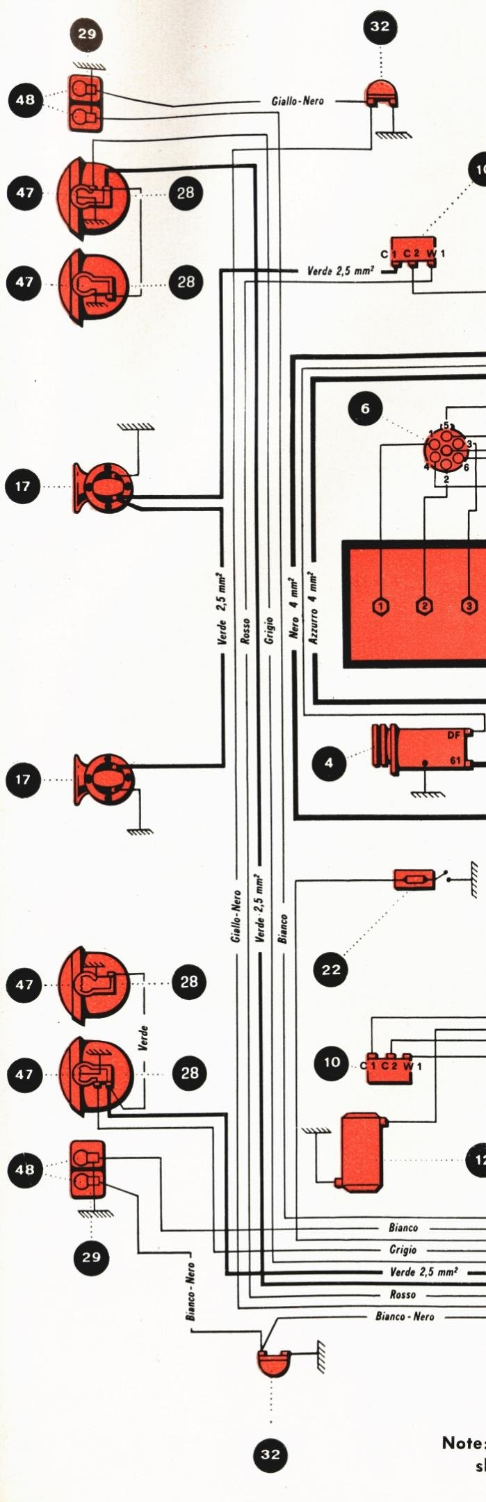 Brake Lights And Turn Signal Problem Alfa Romeo Bulletin Board Duetto Wiring Diagram Attached Images