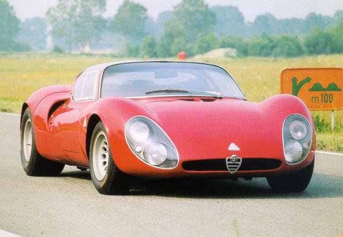 Alfa Romeo Tipe 33 Stradale Prototype Questions Page 11