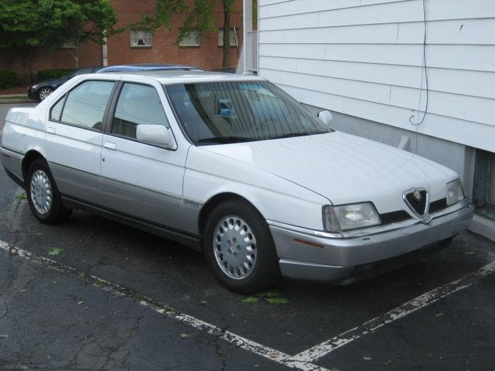 1995 alfa romeo 164 performance parts