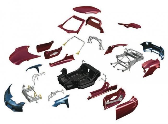 C Body Parts Alfa Romeo Bulletin Board Forums - Alfa romeo body panels