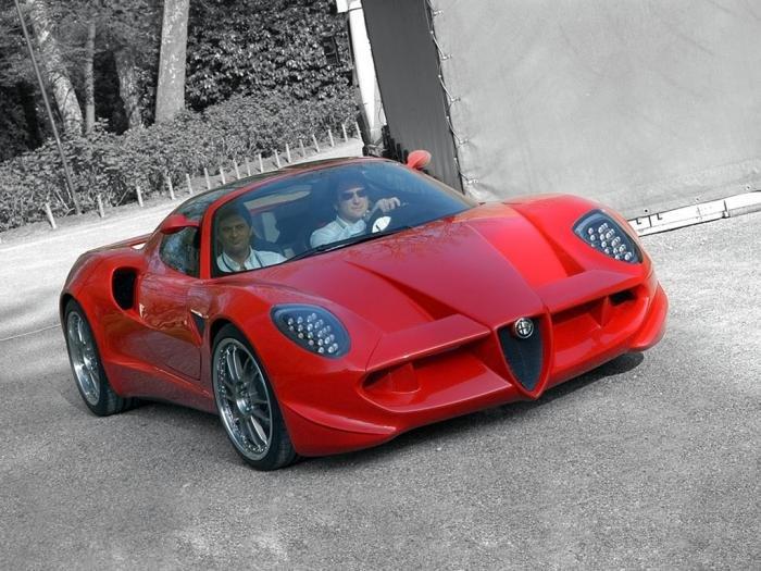 1996 Alfa Romeo Nuvola Concept. alfaromeo 147 v6 photo