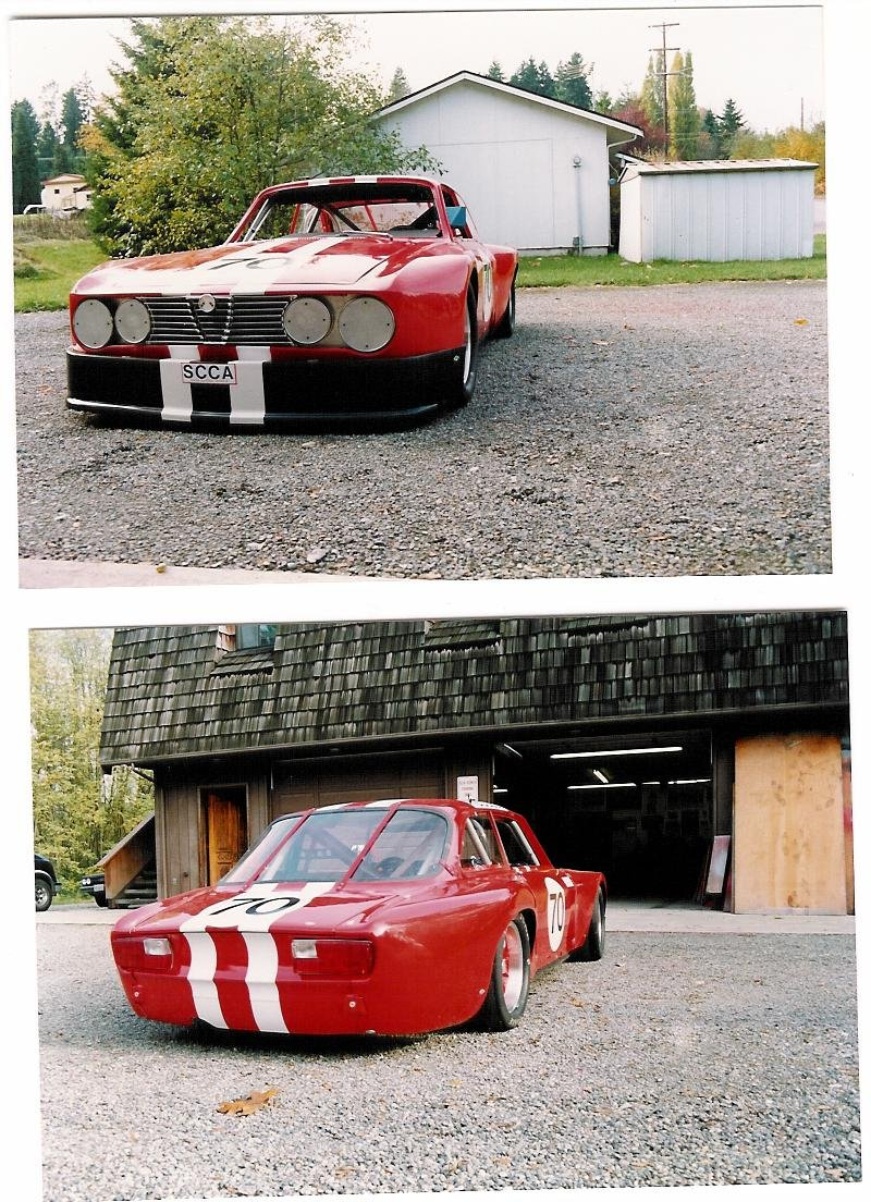 GT 3 Alfa GTV - Alfa Romeo