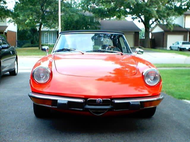 FS 1973 Alfa Romeo Spider  Alfa Romeo Bulletin Board  Forums