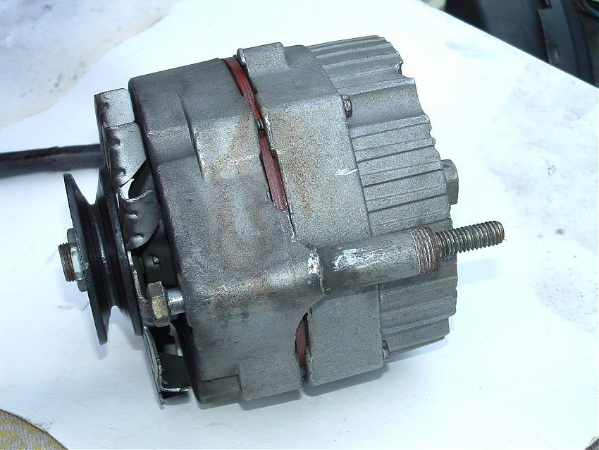 GM one-wire alternator install - Alfa Romeo Bulletin Board & Forums