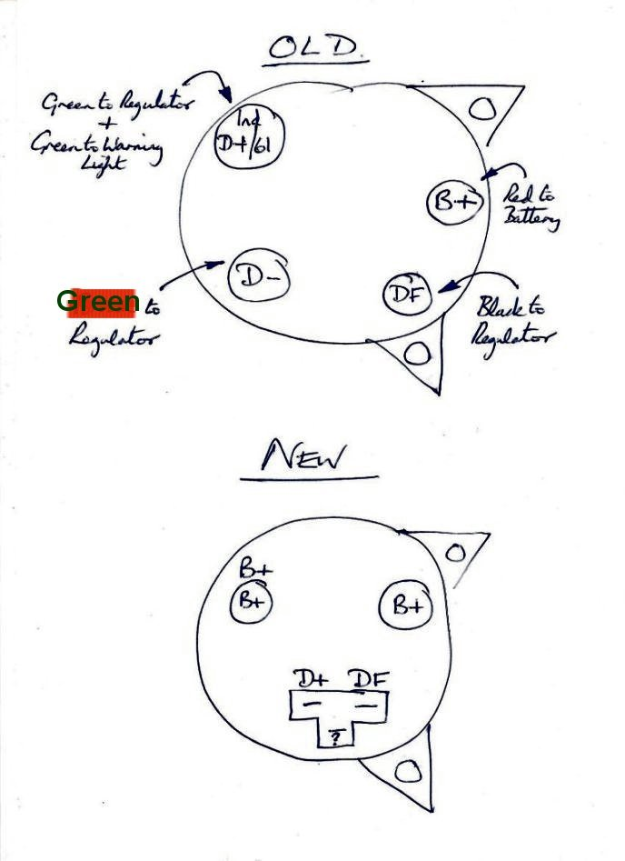 alternator wiring diagram lucas lucas alternator wiring diagram lucas  generator wiring diagram lucas starter wiring diagram