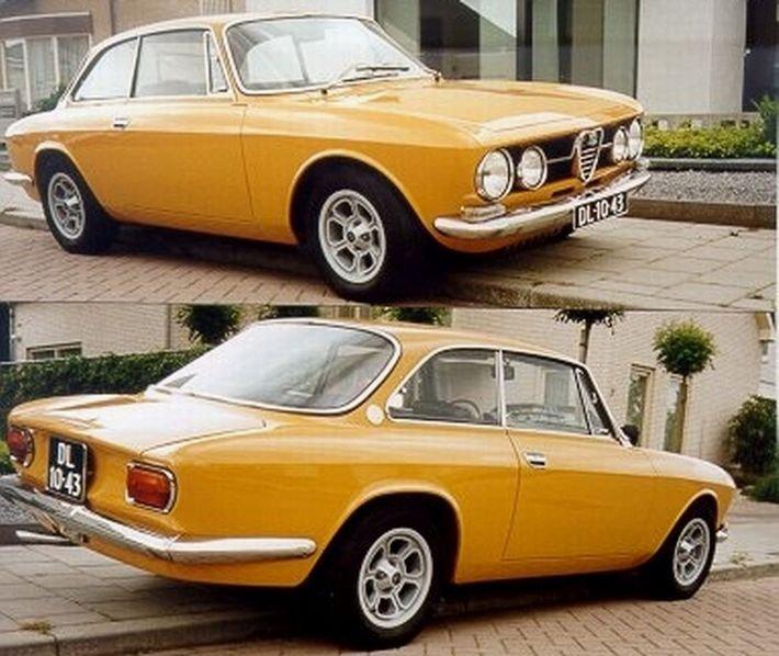 1973 Alfa Romeo GT 1300 Junior Zagato : Thewholecar