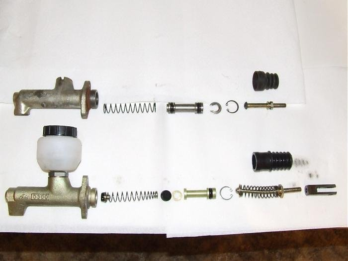 Cnc Master Cylinder Rebuild Kit - Who-sells-it.com: The Catalog