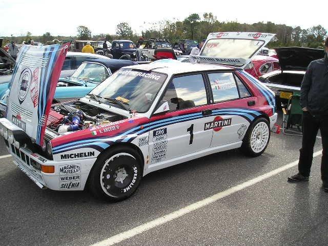 1990 Lancia Abarth Works Integrale