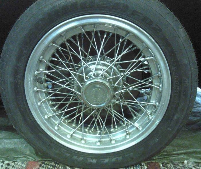 Wire wheel conversion kits - info request - Alfa Romeo Bulletin ...