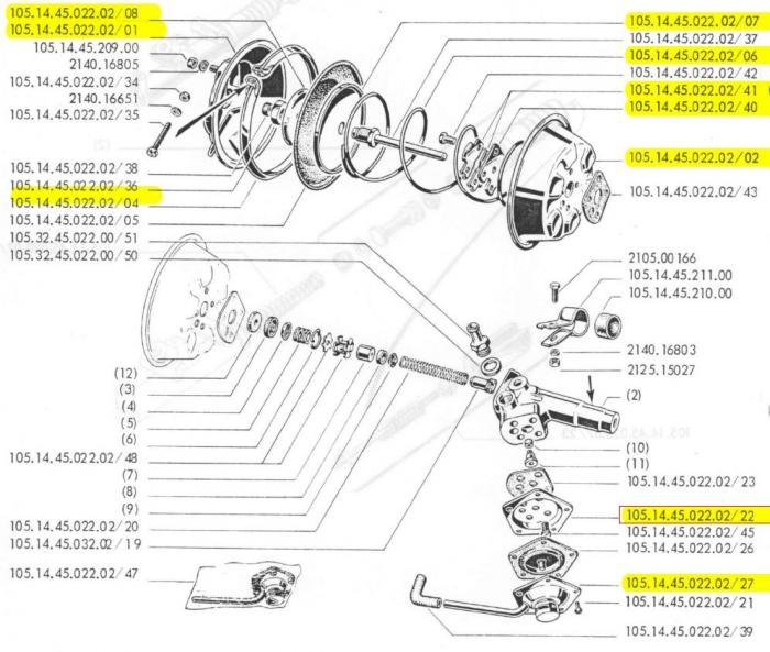 booster hydraulic leak - alfa romeo bulletin board & forums giulietta alfa romeo wiring diagram